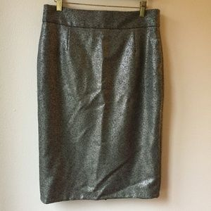J. Crew Collection Wool Pencil Skirt